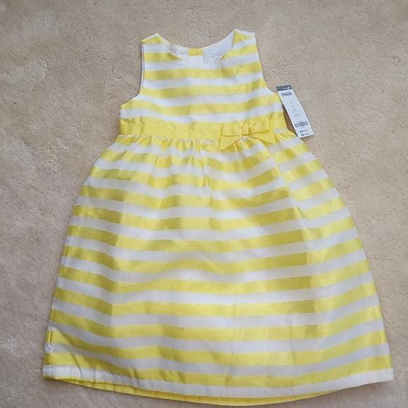 a4d3a1b4ad8a Gymboree Dresses   Yellow Stripe Dress   Poshmark